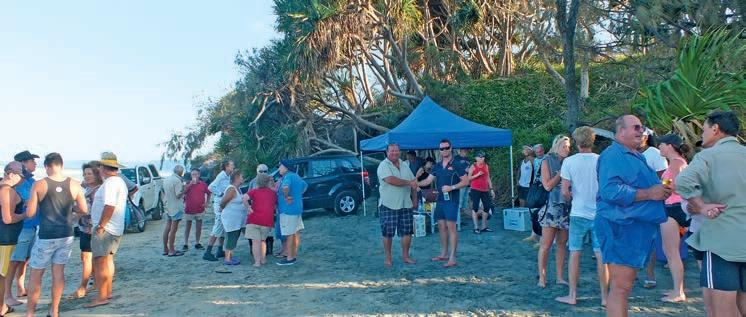 Beach Clean Up BBQ