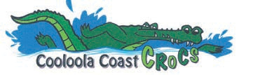 Cooloola Crocs Club Logo