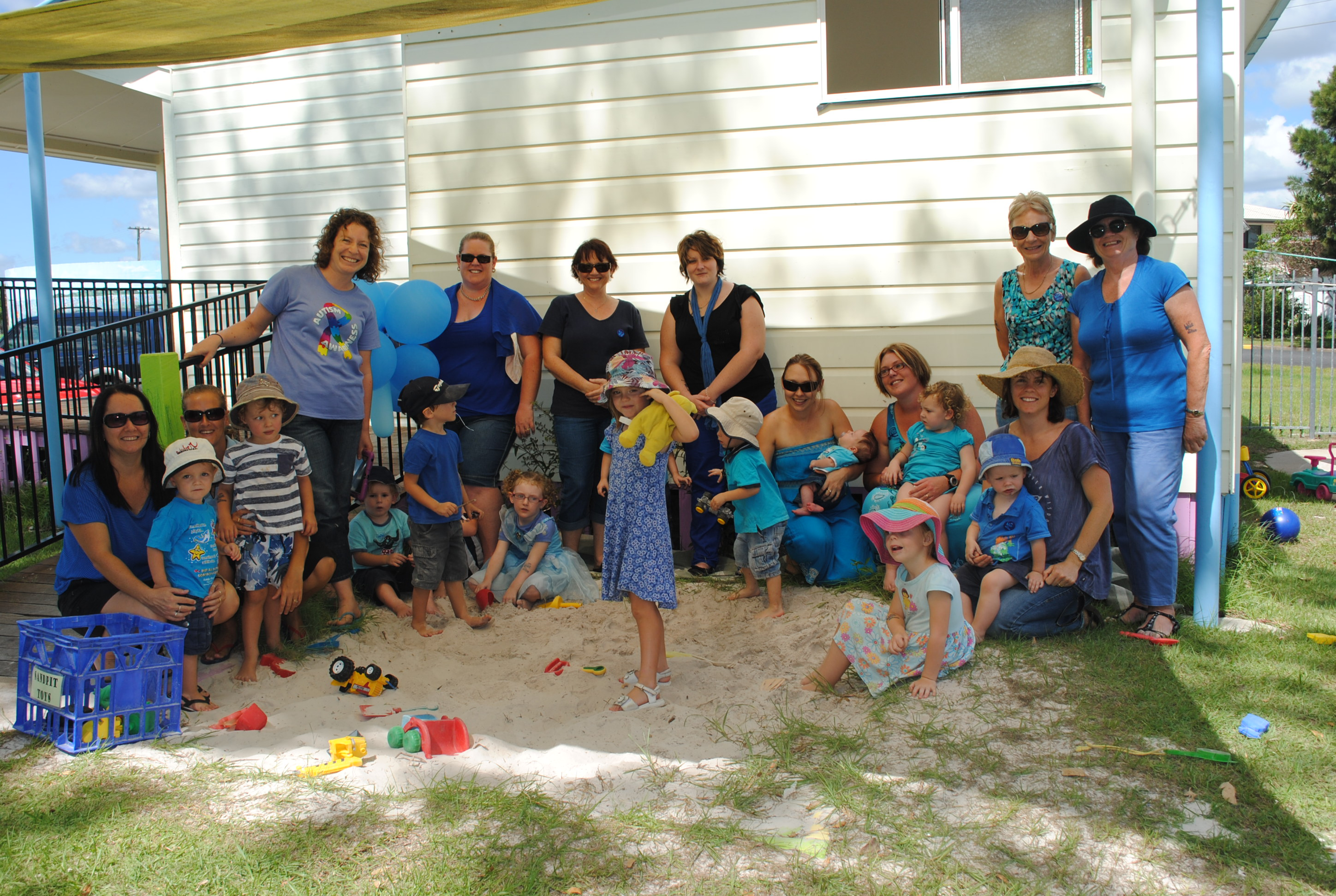 Tin Can Bay Playgroup 1 may 13