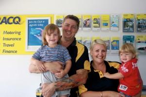 Meet a Local  - Garry and Katie Sanderson - Mar 13 2014