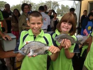 fishing club TCB