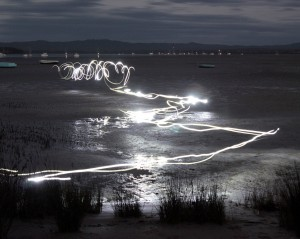 Light Painting by Julie Hartwig