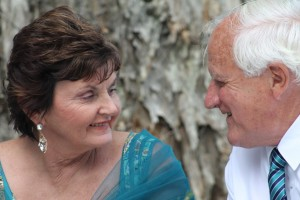 Congratulations Mr Graeme and Mrs Marie Parker!
