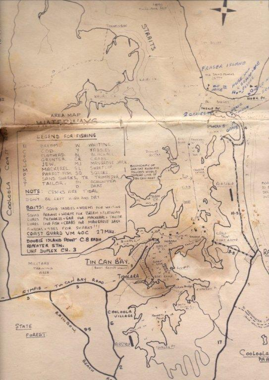 Historical cooloola Map of Tin Can Bay017 (2)