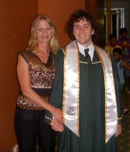 Yr 12 Graduate Nicholas Donovan