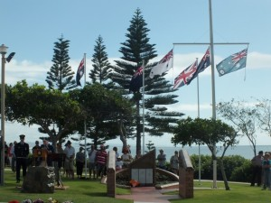ANZAC Day Flags