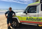 Craig Ainsworth Ambulance Officer