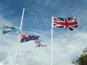 ANZAC Day Flags 2