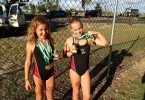 Age champions, Jasmin and Annie