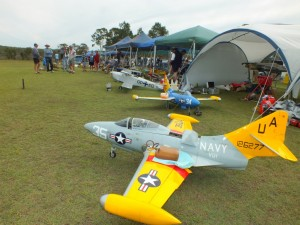 Tin Can Bay Model Flying Club Warbirds Event