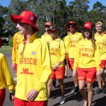 Fantastic numbers of our lifesavers marched for the Centenary
