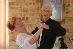 Margaret and John Dore will be at the Community Centre on June 9 to propose dance classes for the coast