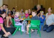 Parents and littlies come along to Mainly Music for a fun Wednesday morning