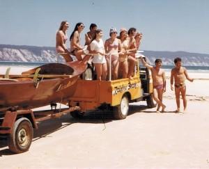 Double Island Point 1971/72