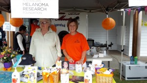 The key message of the day was melanoma prevention