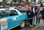 Maureen Mitchell and the team from last year's Variety Bash