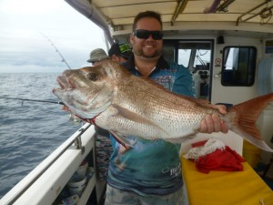 Another snapper for Rob