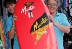 Deb and Barb from 7th Wave suggest a boogie board for Christmas, but there is lots more instore!