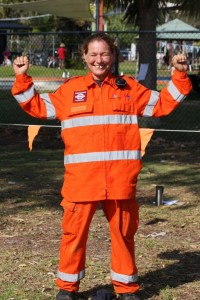 SES member Donna Douglas says wear orange to work on November 18!