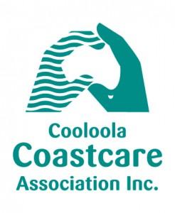 coastcare cooloola logo
