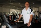 Check out the Gym at the Sports Club and say hi to our newest local, Shane Johnson