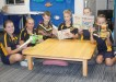 Local kids will be ready for the Summer Reading Club once school is out!