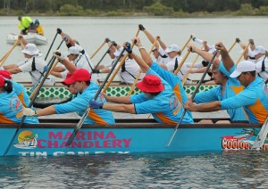 Dragon boating offer 3 free trials!