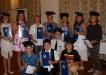 Farewell Rainbow Beach State School year 6 students: Madi, Bailee, Talyn, Alex, Olivia, Immi, Koby (and front row) Tristan, Rhys, Flynn and Kris