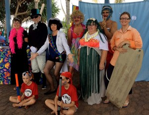 AUST DAY TCB Pantomime - Images courtesy Julie Hartwig Photography