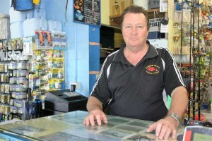 Wayne Jones from Rainbow Beach Camping and Tackle will be stocking up his bestseller - 15kg IQF ready for Easter!