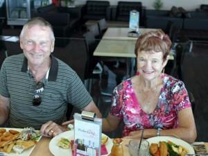 Ray and Margaret Beaufoy