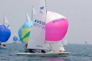 FAB takes lead over Final Fling in final race of summer series Image L Bubb