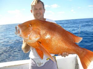 Ben from Hervey Bay with Coral Trout