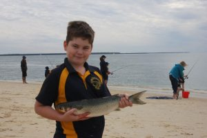 Rainbow Beach State School Annual Fishing Day