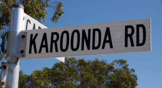 Karoonda Road will house the new Ambulance Station in Rainbow Beach