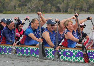 Cooloola Dragon Boat Club - Image Julie Hartwig Photography