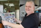 Local Kerri Jordison from Coloured Sands Cafe agrees that the Community News is a top quality read!