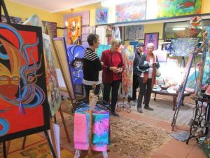 There is plenty of artistic talent in our coastal communities - see it on display July 16-17
