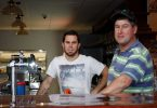 Chef Scott Stielfer and Micheal Read invite you to the opening of their new venture Coffee Rocks