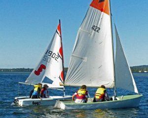 Discover Sailing at Tin Can Bay