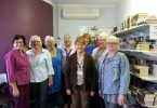 Tin Can Bay Resource Centre says goodbye to their president Irene Irene Schaepman