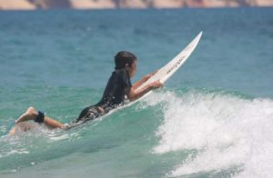 If you enjoy surfing like Charlie Kingsley, come to a surfing day on August 13