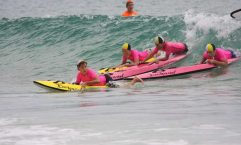 Sport - Sign on for Rainbow Beach Nippers