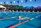 Annie White took home a silver medal in 100m fly and bronze in 200m breast (11 year old girls) and smashed 6 seconds off her 100 free time at the same at Makos Short Course Meet - see them at the Wide Bay Champs in August here in Rainbow Beach