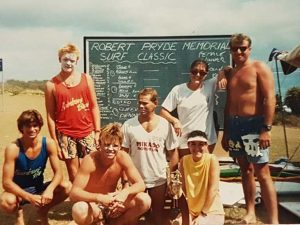 The original Boardriders crew