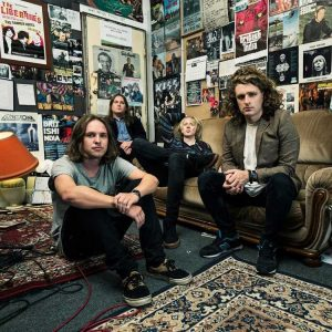 British India perform October 23 for the RUSH Concert