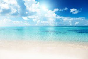 beautiful clean beaches