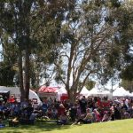 The event attracted superb numbers this year