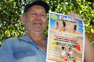 Tony Stewart invites you to a Gala night - he hopes to have a bus for the coast!