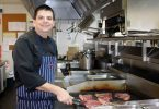 Rainbow Beach Hotel's new chef, Darren Gibbs, invites you to enjoy a meal from the new summer menu